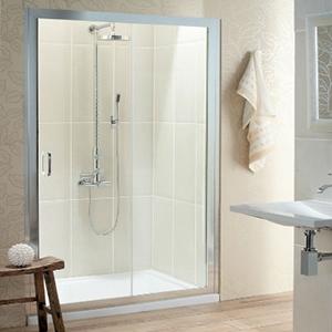 Sliding Door Showers