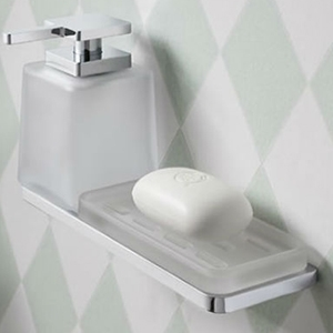 Soap Dishes & Dispensers